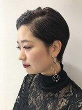 エムサロン(emu salon)【emusalon】ナチュラル×モードなショートヘア