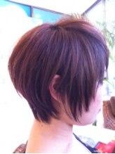 ケーズヘアー 津田沼ショア店(K's Hair)エレガンスショート