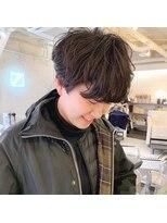 チカシツ(Chikashitsu)19ss curl hair