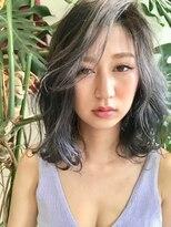 マハナ(Mahana by hair)*バレイヤージュカラー*