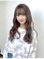 ドォート(Dote hair make)【林's】巻き髪インナーカラー ハイライトカラー
