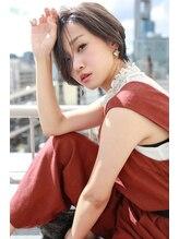 ラフィス ヘアー ホーム JR尼崎店(La fith hair Home)【Lafith】大人かわいい☆エレガントショート