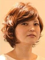 フォルカ ドゥ ヘアドレッシング(FORCA deux hairdressing)FORCA【西香奈子】大人かわいいとろみショートボブ