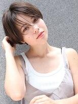 アベンツ ファンデーション(Avenz.foundation)【表参道 Avenz】センターパート☆小顔に見せるヘア☆