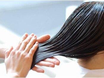ノマニカ バイ ルレーヴ 池田店(noma-nika by Le reve)の写真/トウカンゲントリートメントでなめらかで扱いやすい髪へ♪トリートメントだから毎日できる&お子さまもOK!