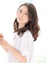 デイジー インデックスヘア 大島店(DAISY index hair)ナチュラル大人ウェーブ