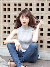 オーブ ヘアー フィオーレ 京都桂店(AUBE hair fiore)【外国人風】大人マーメイド スタイル☆
