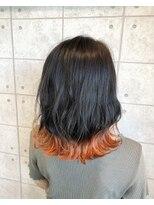 ニューヨークニューヨーク 河原町三条店(NYNY)tael color × orange