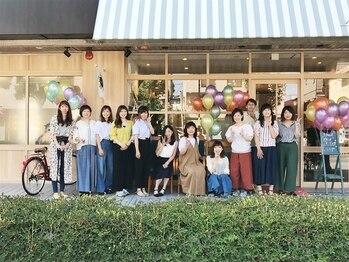 ティーネクスト 北越谷店(t.Next)の写真/女性率が高く、男性スタッフ(1名)もやさしい人柄で女性のお客様は来店しやすい♪リラックスした空間☆