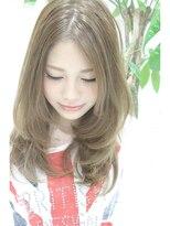 ベイジヘアークチュール(BEIGE hair couture)透明感プラチナアッシュ