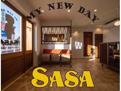 ササ(SASA)の写真