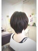 クール ヘアー ギャラリー 神明町店(COOL Hair gallery)ショートにイメチェン☆