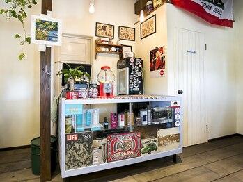 ヴァリーズ ヘア ショップ(Valley's Hair Shop)の写真/【実力派オーナーの個人サロンValley's】プライベート空間&極上ヘッドスパで至福のひと時を過ごせる◇