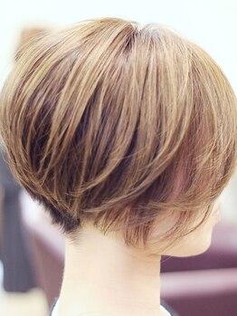 美容室 ドリームスタイル 倉敷店の写真/予約殺到中!髪型・骨格・髪質や生えグセまで考慮し、立体的なベースを作りこむ!テクニカル似合わせカット