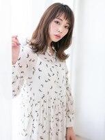 カイノ 福岡志免本店(KAINO)【KAINO】抜け感のあるラフで可愛い無造作スタイル