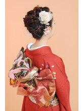 《成人式・卒業式》のヘアセット&メイク&着付けのご予約受付中♪