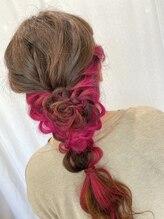 ヘアーアンドビューティー エレガンス(HAIR&BEAUTY Elegance)フルールヘア