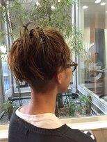 ガーデン ヘアー ワーク(garden hair work)☆綺麗にガッツリ!一周ブロック☆