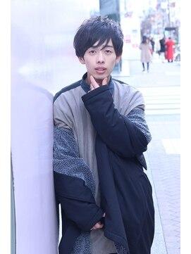 船橋)カワイイ系男子☆黒髪ショートマッシュレイヤー♪:L009829024 ...