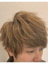 ヘアーディック(hair Dec.)Nissy風スタイル!