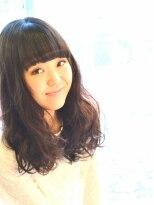 リール ヘアーアンドカンパニー(Rire Hair&Co.)【Rire Hair&Co.】ふんわり愛されAラインロング