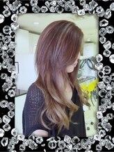 ヘアーアンドハート ベルフェーム 湘南台店(Hair&Heart BelleFemme)EXグラデーション