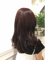 ヘアー カラー キー(HAIR color KEY)ダークボルドーLong