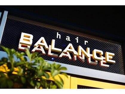 ヘアーバランス(hair BALANCE)の写真