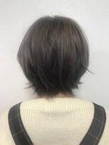 ポッシュ 原宿店(HAIR&MAKE POSH)ハイトーングレー