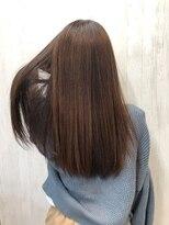 アルファ ヘアー デザイン(alpha hair design)ロング ストレート