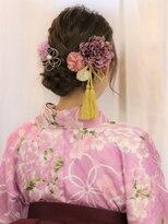 ヘアリゾート ブーケ(hair+resort bouquet)【卒業式♪袴アップアレンジ】