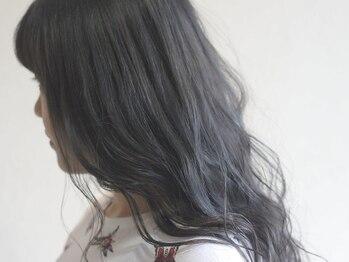 エアーズ 船橋店(airs)の写真/-明るい白髪染めが叶う-ファーストグレイにもオススメのairsの低刺激カラーでオトナ女性のお洒落を応援♪