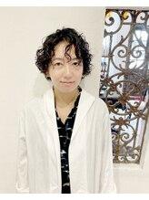 ナップヘアー 春日部店(nap hair)シミズ ユノ