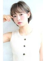 【Blanc/静岡】大人かわいい/女っぽショート