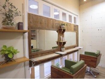 アトリエ ポップ ハーツ(Atelier POP Hearts)の写真/静かな空間と丁寧な接客でホッとするひと時を…気軽に通えるカフェの様なサロンが『豊田市明和町』にOPEN♪