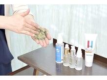 美髪サロン ハグズの雰囲気(天然ヒアルロン酸、コラーゲン、スクワランと葉緑素で美髪ケア♪)