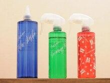 美容室ナチュレの雰囲気(中村獅童も愛用している上質なヘアオイルを取り扱っています!)