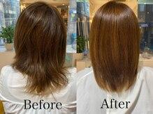 セレスト千歳烏山(Celeste)の雰囲気(髪質改善だけではなくスタイルチェンジもお任せください♪)