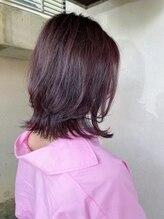 モードクラウド(MODE CLOUD hair design)ミディアムレイヤー