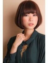 ミンクス ギンザ(MINX ginza)【MINX】2019年永野芽郁髪型 シンプルながら人気の大人ボブ