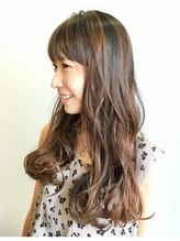 ジングヘア 恵比寿店(zing hair)今年の夏にオススメロング☆zing☆