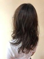 ライフヘアデザイン(Life hair design)アンニュイミディパーマ