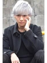 ヘアーサロン エール 原宿(hair salon ailes)(ailes原宿)style410 クラウドマッシュ☆ホワイトレイヤー