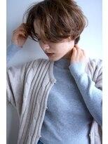EL☆『エアリーボブ』x『カーキグレージュ』☆0112327997