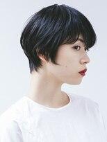 オト(Oto)暗髪ショートボブ