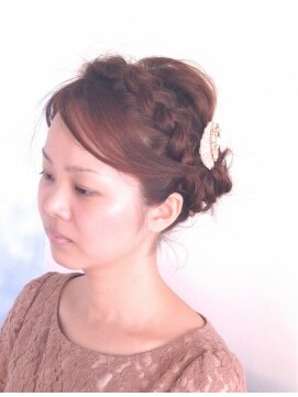 ヘアーカーブ(haircarve)haircarve夏サキドリ・パーティーset☆