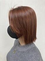 コレットヘア(Colette hair)◎艶っとorange◎