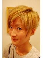 テトラ ヘアー(TETRA hair)マニッシュ2