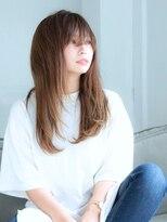 【Lond printemps水野】大人かわいいハイレイヤー柔らかロング33