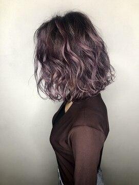 ソース ヘアアトリエ 梅田(Source hair atelier)【SOURCE】ハイラベンダーアッシュ